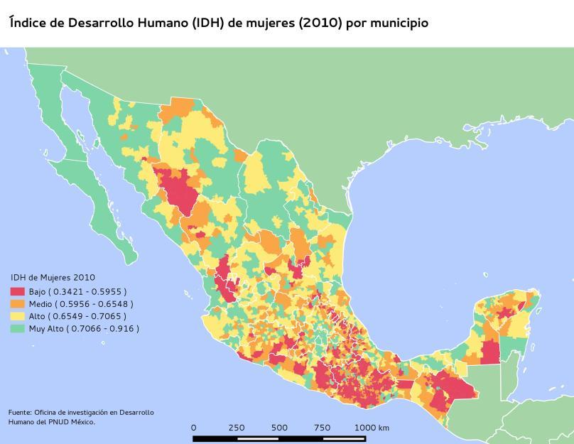 IDHGenero2010